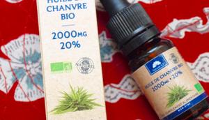 L'huile Chanvre Nature découverte bienfaits