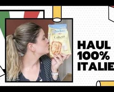 HAUL | 100% Italie (mode & food)