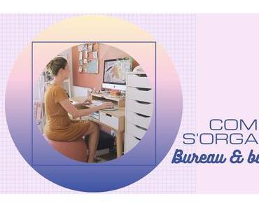 COMMENT S'ORGANISER | Bureau & buanderie