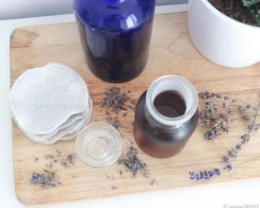 Ma recette d'eau florale de Lavande faite maison