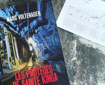 [SP] J'ai lu: Les protégés de Sainte Kinga de Marc Voltenauer