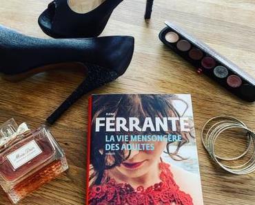J'ai lu: La vie mensongère des adultes d'Elena Ferrante