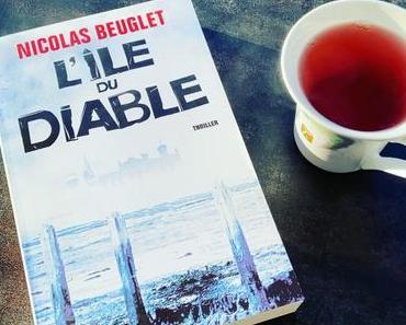 J'ai lu: L'île du diable de Nicolas Beuglet