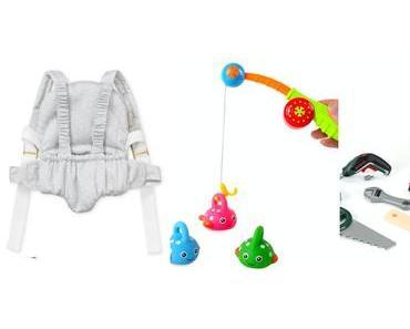 La liste au Père Noël d'Inès (idées cadeaux 3-4 ans)