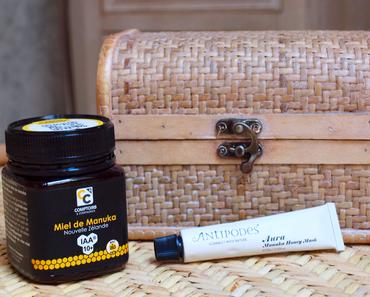 Miel de Manuka – bienfaits & utilisation