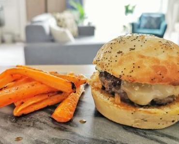 Cheeseburger maison,  délicieux et facile à faire !