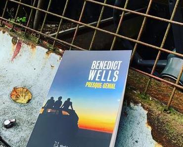 [SP] J'ai lu: Presque génial de Benedict Wells