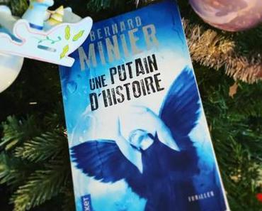 J'ai lu: Une putain d'histoire de Bernard Minier (Cold Winter Challenge)