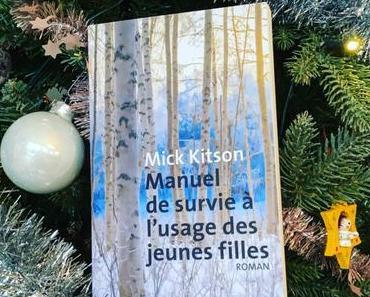 J'ai lu: Manuel de survie à l'usage des jeunes filles de Mick Kitson (Cold Winter Challenge)