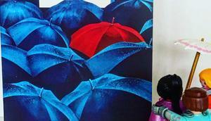 J'ai Sous parapluie d'Adélaïde Romain Puértolas