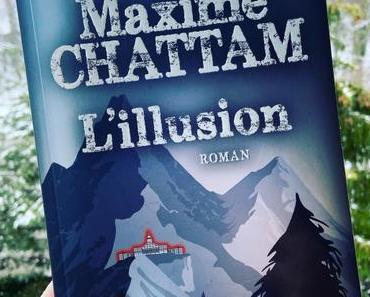 J'ai lu: L'illusion de Maxime Chattam (cold winter challenge)