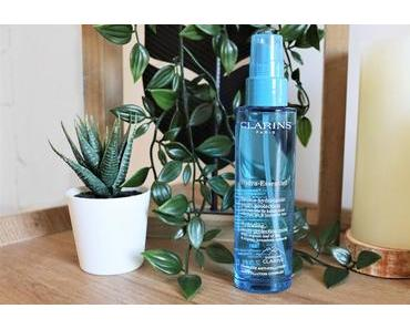 Brume Hydra-Essentiel de Clarins  la nouvelle brume multi-protection