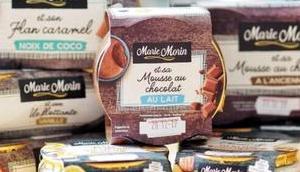Plan desserts Marie Morin