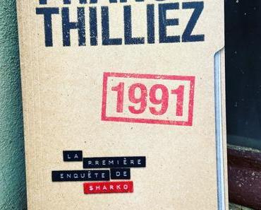 J'ai lu: 1991 de Franck Thilliez