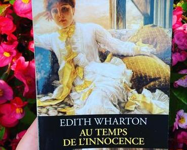 J'ai lu: Au temps de l'innocence d'Edith Wharton