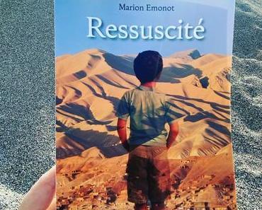 [SP]J'ai lu: Ressuscité de Marion Emonot