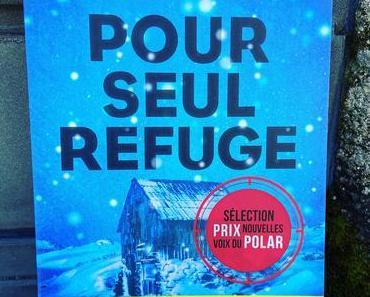 J'ai lu: Pour seul refuge de Vincent Ortis