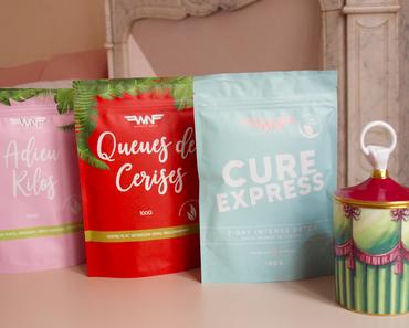 Wandernana – trio de cures de thé
