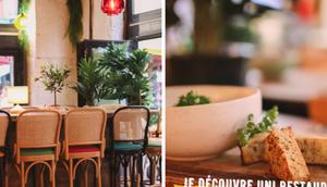 découverte restaurant Lyon